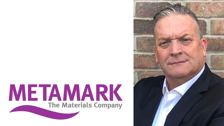 Lancaster UK based manufacturer Metamark has appointed Shaun Hobson Vice President International Sales.