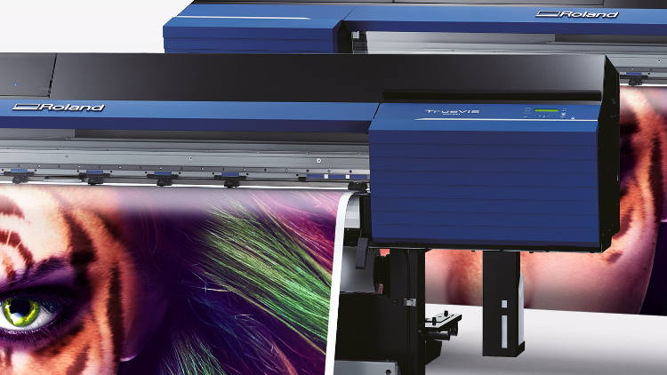New Roland DG TrueVIS VG2 Printer/Cutters with TR2 Ink Are Now Approved for the 3M MCS Warranty Program.