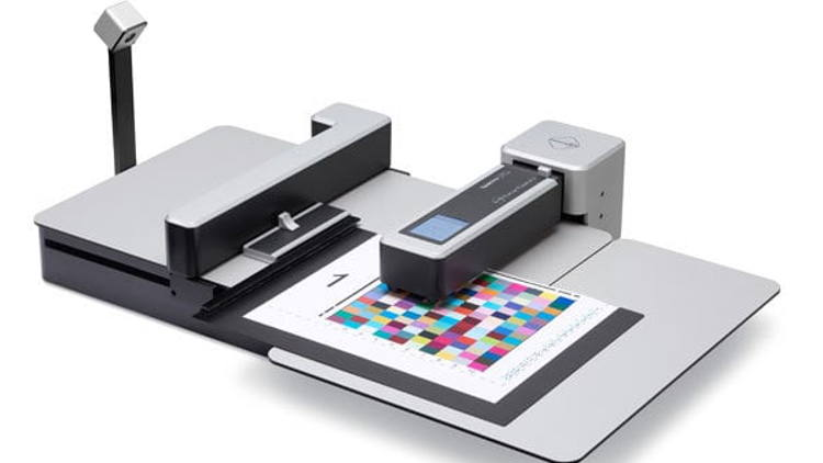 Color Concepts Supports SGIA's Digital Specifications Working Group with Barbieri Spectrophotometer.