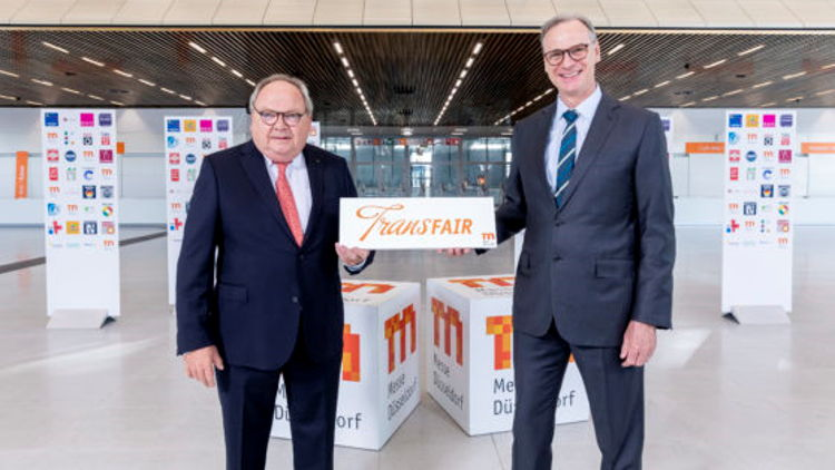 Werner M. Dornscheidt retires leaving Messe Düsseldorf after almost 37 years.