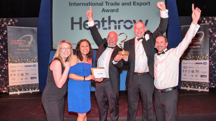 CSL Digital lands International Trade and Export Award.
