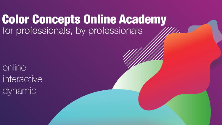 Color Concepts launches Online Academy.