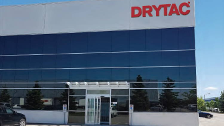 Here we grow again: Drytac expands into state-of-the-art premises.