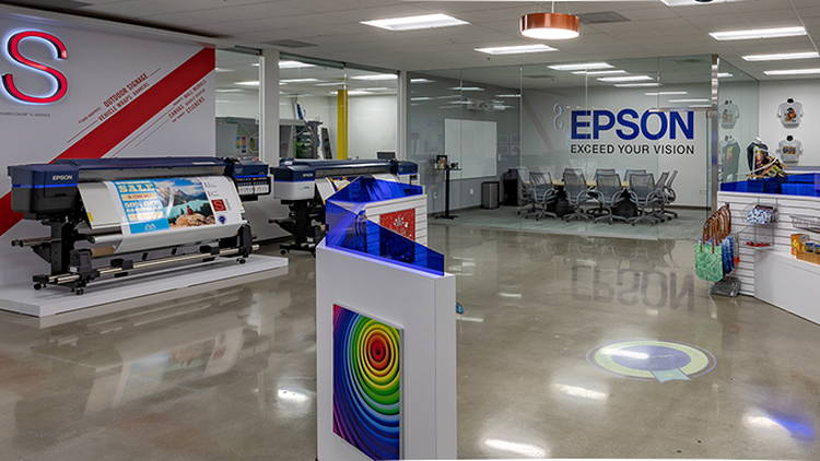 Epson Certified Solution Center Now Open at Equipment Zone in New Jersey.