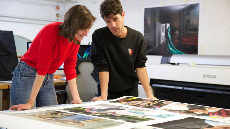 Royal Academy Schools begins its 250th Anniversary celebrations with exclusive Epson-sponsored Private Viewing & Tour.