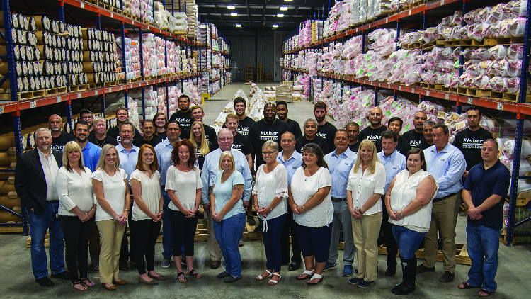 Fisher Textiles Opens New Corporate Headquarters to Support Growth and Productivity.