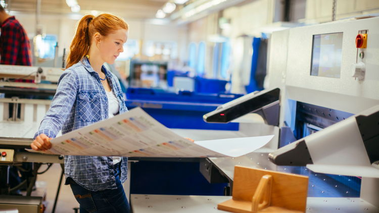 UK printers can remain open for business says Government.