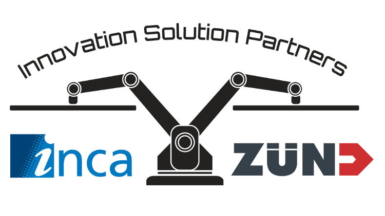 Zund UK and Inca Digital announce new Innovative Solutions based Partnership.