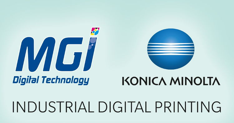 Konica Minolta Increases Stake in MGI Digital Technology.