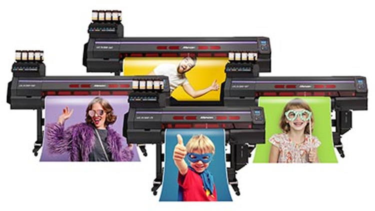 Mimaki USA and Avery Dennison announce a marketing program.