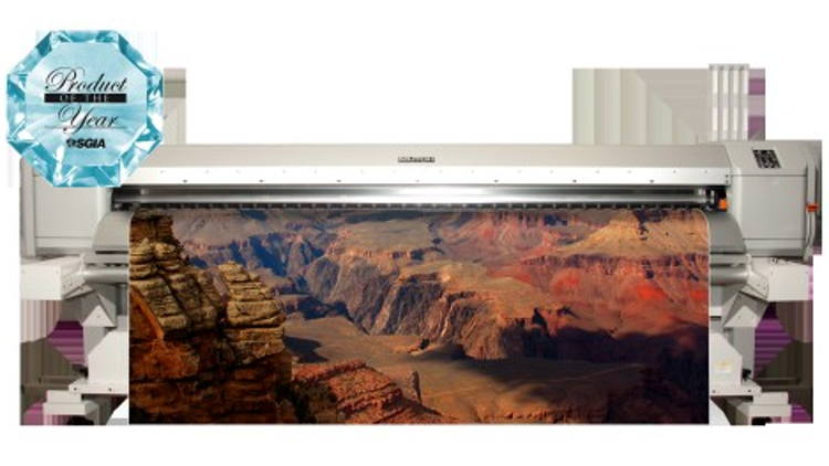 Visit Mutoh's booth at SGIA in Las Vegas, booth number 900 to see the award winning printers in action.