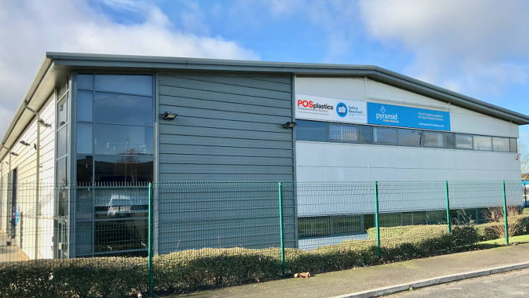 Pyramid Display Materials, the leading supplier to the U.K. Sign and Display market, has acquired the assets, stock and goodwill of plastic substrate distributor and fabrication house POS Plastics.