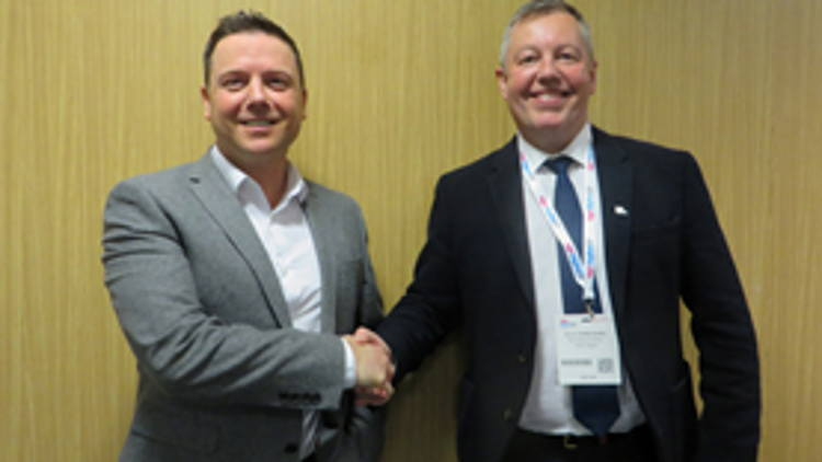 British Sign & Graphics Association forges international links and announces new president.