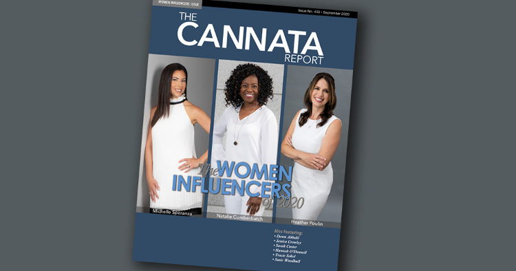 Ricoh's Heather Poulin selected as one of three inspiring women leaders for The Cannata Report's 7th Annual Women Influencers issue and cover story.