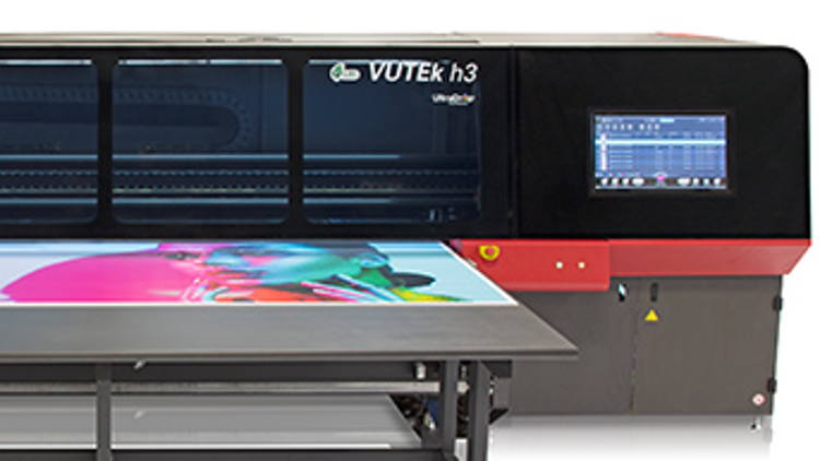 EFI Nozomi and VUTEk h3 Win a Pair of Prestigious SGIA Product of the Year Awards.