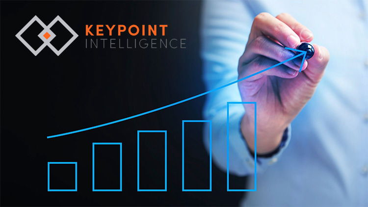 Keypoint Intelligence report on Print Demand by Verticals.