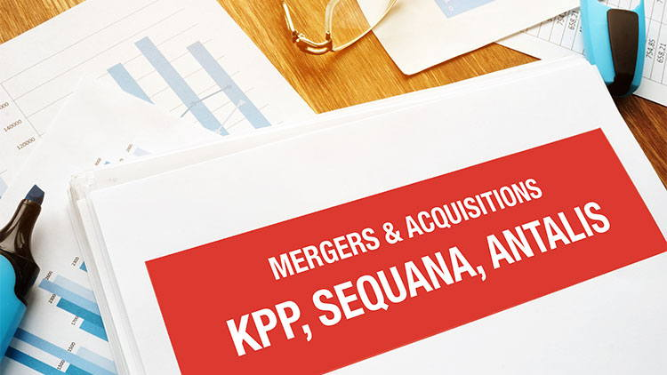 Kokusai Pulp and Paper to purchase Sequana shares in Antalis.