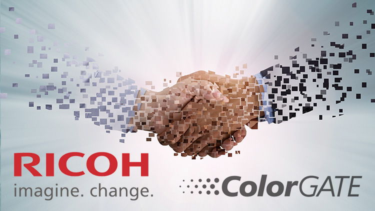 Ricoh to buy printing software company ColorGATE Digital