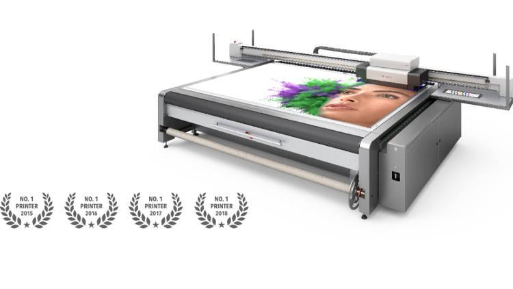 Nyala from swissQprint has taken first place in the European popularity stakes for the fourth time in a row.