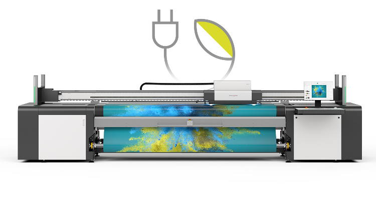 Following in the footprints of the swissQprint Nyala flatbed printer, the new Karibu roll to roll printer is the latest model to undergo tests as specified by the ISO 20690 standard.