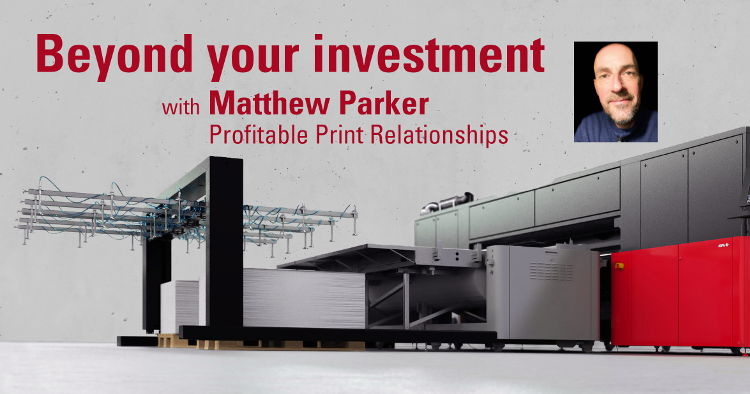 Agfa has teamed up with professional print buyer, Matthew Parker, to give printers who have diversified into wide format, ideas on how to maximise their investment.