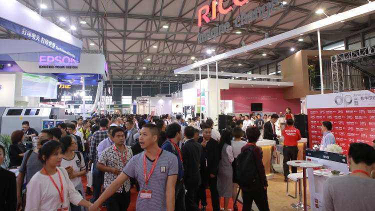 The 7th All in Print China – A Great Success - 100,000 + Visitors.