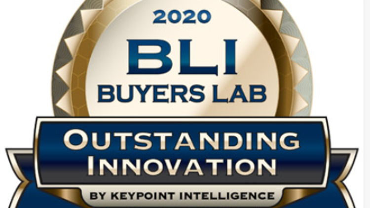 Keypoint Intelligence announces inaugural BLI Outstanding Achievement in Innovation Awards.