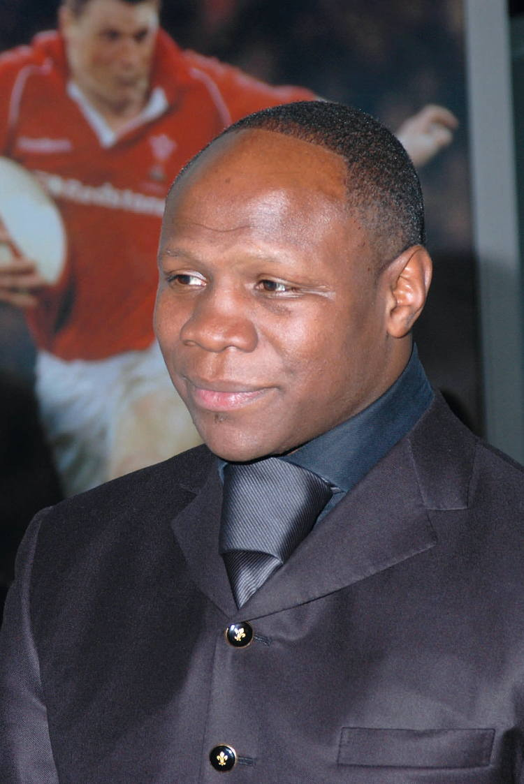 Chris Eubank TPS