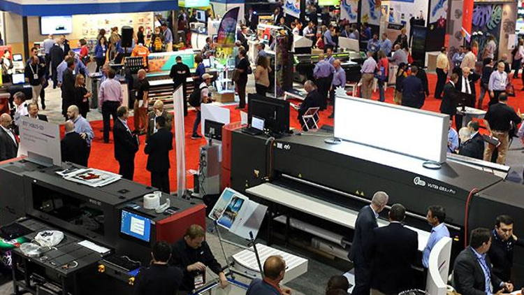 EFI Showcases High Quality, Productivity and Opportunity with New Signage and Textile Technologies at SGIA Expo.