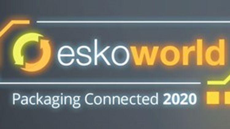 EskoWorld goes virtual for 2020.