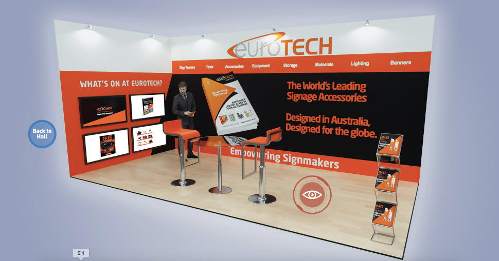 Eurotech, Australia and Grafitec, UK – together in a virtual world.