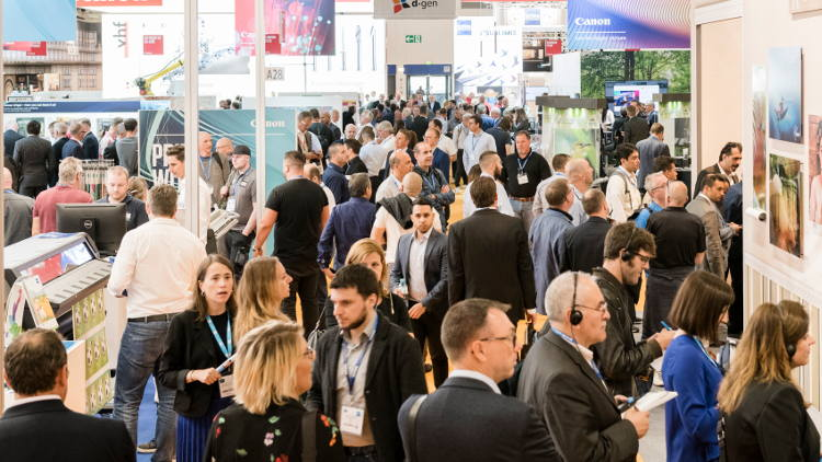 Discover an Explosion of Possibilities at FESPA Global Print Expo 2019.