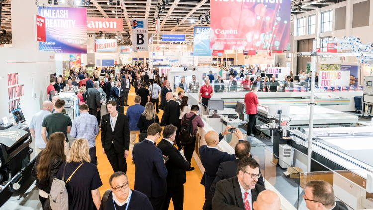 FESPA Global Print Expo 2019 to showcase latest screen and digital printing solutions to the global print market.