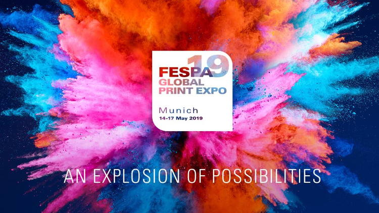FESPA Global Print Expo 2019 returns to Munich with an explosion of possibilities.