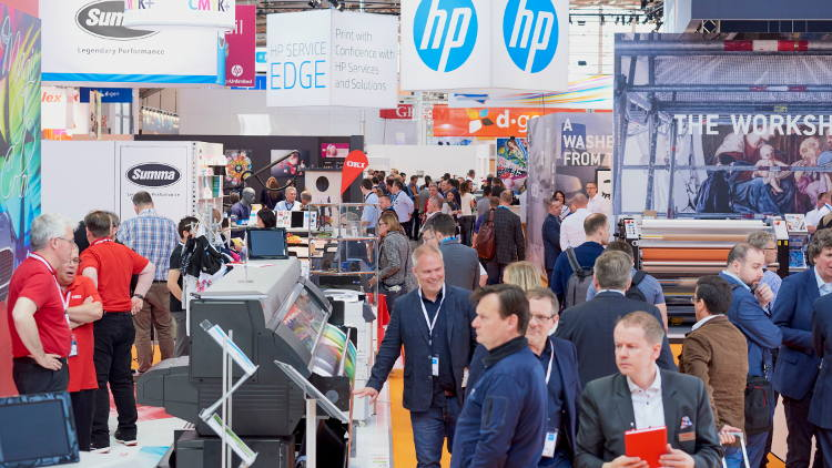FESPA Global Print Expo 2020 set to bring colour to life with the latest screen and digital printing solutions.