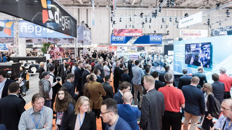 FESPA Returns to Munich, Germany for FESPA Global Print Expo 2021.