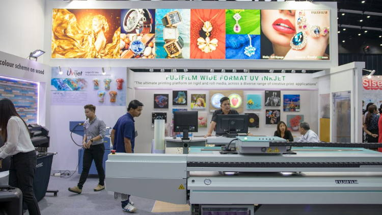 FESPA Asia re-brands pan-Asian event to Asia Print Expo.