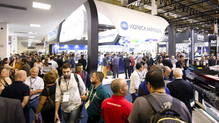 FESPA Brasil 2019 success cements show as main digital printing exhibition in Brazil.