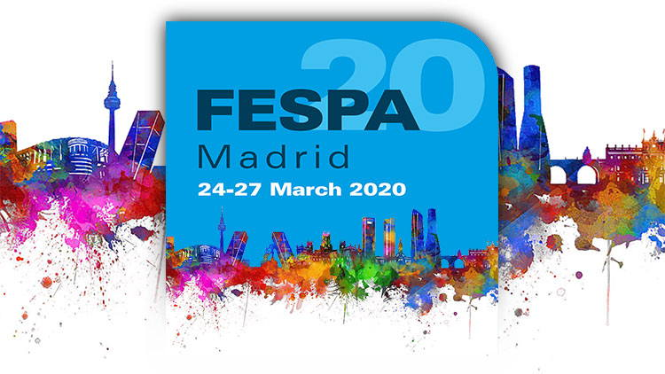 Fespa Global Print Expo 2020: 'Where colour comes alive'.