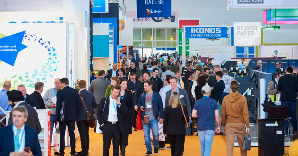 Fespa Global Print Expo, October 2021: 'Bringing Colour Back' Registration now open for rescheduled FESPA Global Print Expo 2021.
