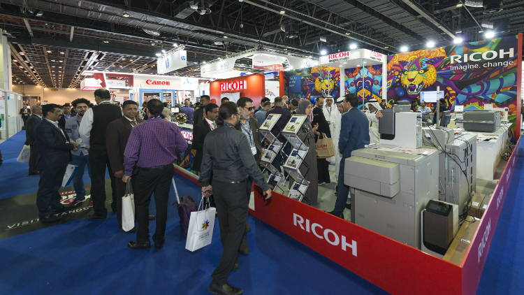 Deals worth millions of dollars sealed at Gulf Print & Pack 2019.
