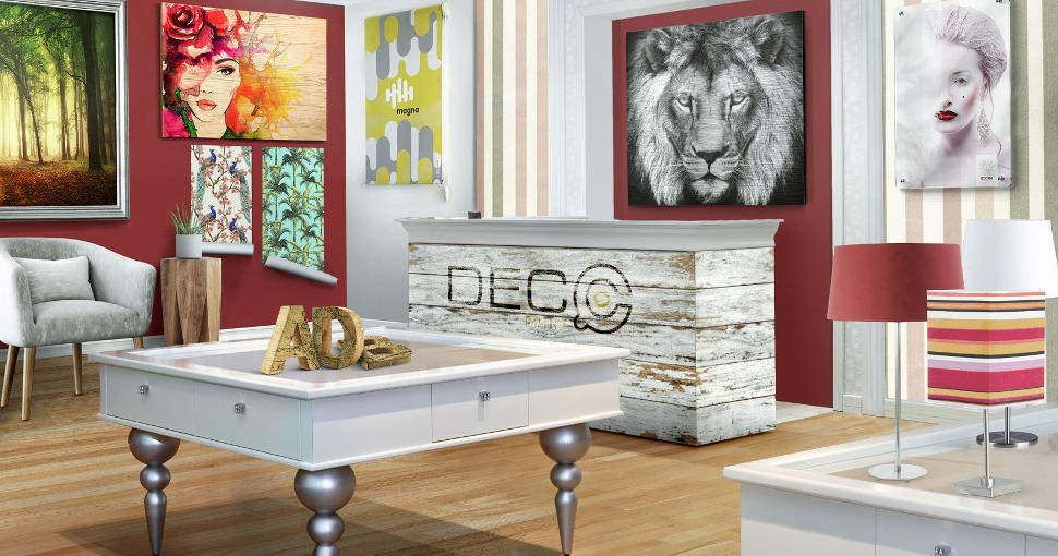 Décor-focused webinar event will showcase opportunities for large-format print companies in decorative inkjet printing.