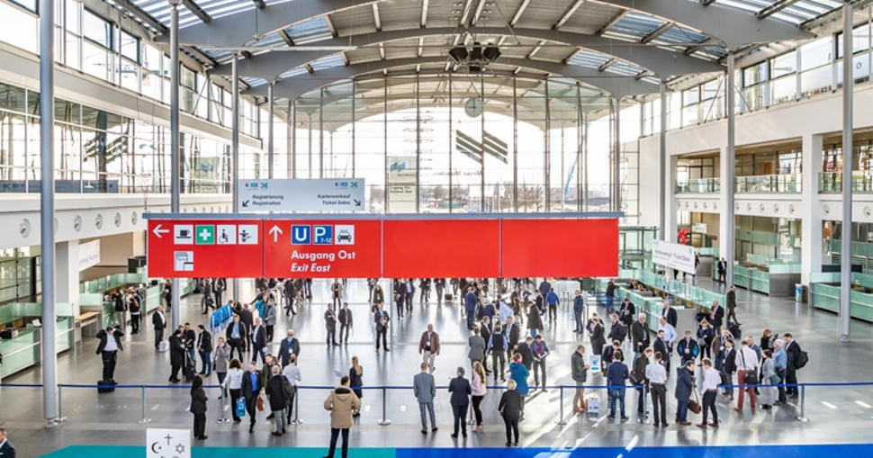 ICE Europe, CCE International and InPrint Munich postponed. New dates for collective of converting, paper and print exhibitions to be announced in due course.