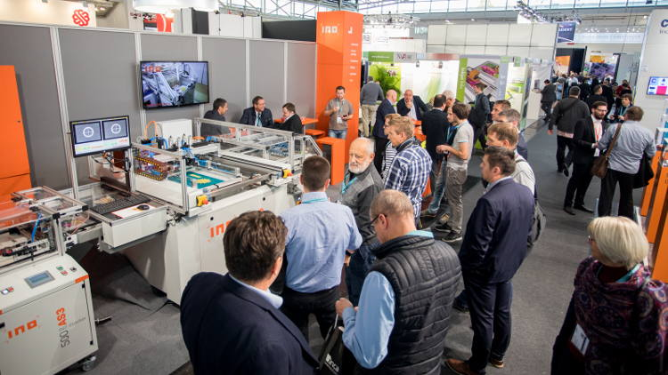 InPrint Munich 2019: Conference Programme and Consultancy Corner inspire successful integration of print technology in production processes.