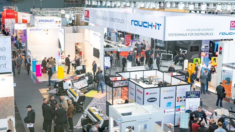 InPrint Munich 2021 to co-locate with two successful trade events targeting the fast-growing packaging sector.