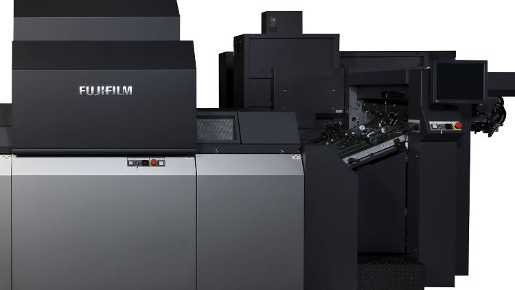 Jet Press 750S wins coveted Red Dot Design and iF Design awards.