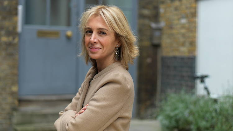 Sign & Digital UK announces Coffee Republic founder Sahar Hashemi as guest speaker.