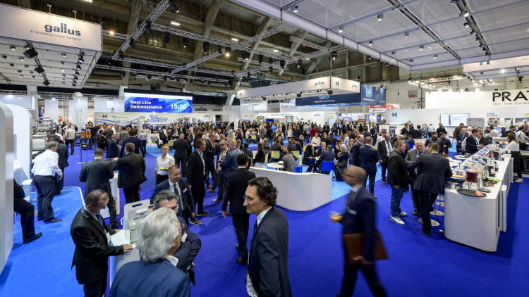 Labelexpo reports largest, most international edition to date.