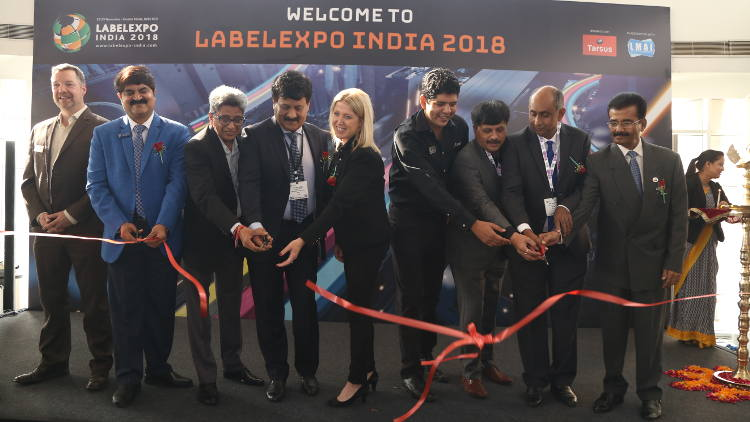 Labelexpo India 2018 reports highest ever visitor number.