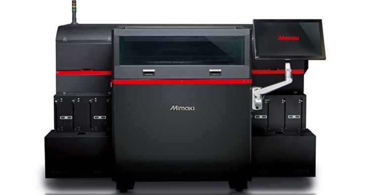 Mimaki will also show the 3DUJ-553 full colour 3D printer and talk about future developments in 3D printing.
